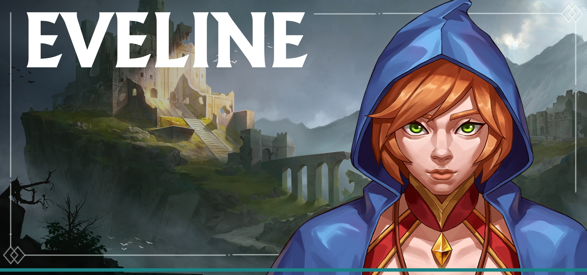 Character Introduction: Eveline