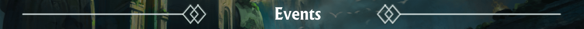 subheading image for new events feature